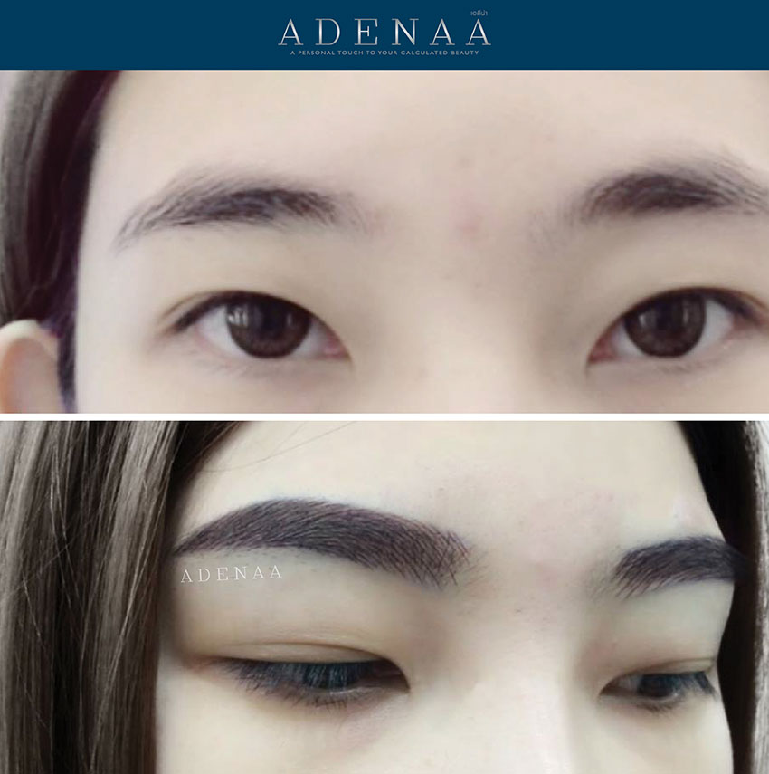 3D Eyebrow Paint