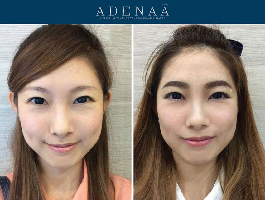 3D Eyebrow Paint